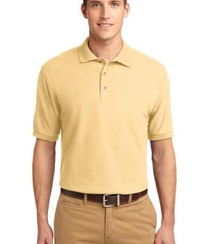 Port Authority Extended Size Silk Touch Polo Style K500ES 1