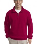 Port Authority Flatback Rib 1/4-Zip Pullover Style F220