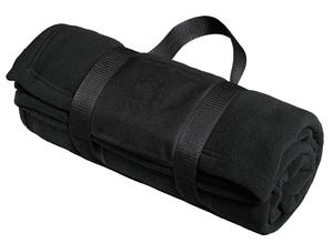 Port Authority Fleece Blanket with Carrying Strap Style BP20 1