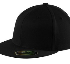 Port Authority Flexfit Flat Bill Cap Style C808