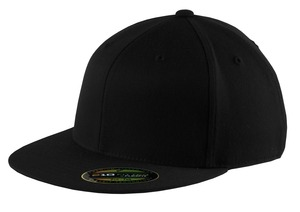 Port Authority Flexfit Flat Bill Cap Style C808 1