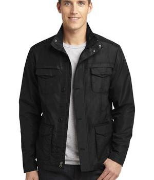 Port Authority Four-Pocket Jacket Style J326 1