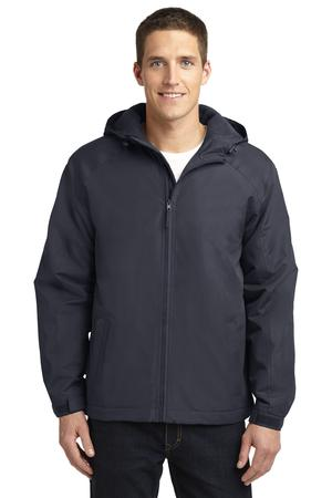 Port Authority Hooded Charger Jacket Style J327 1