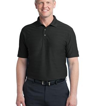 Port Authority Horizontal Texture Polo Style K514 1