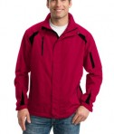 Port Authority J304 All-Season Jacket True Red/Black