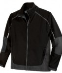 Port Authority J307 Embark Soft Shell Jacket Black Flat