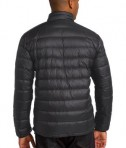 Port Authority J323 Down Jacket Black Back