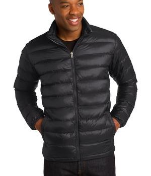 Port Authority J323 Down Jacket Black
