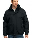 Port Authority J792 Nootka Jacket Black