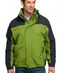 Port Authority J792 Nootka Jacket Pistachio Graphite