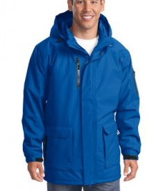 Port Authority J799 Heavyweight Parka Royal