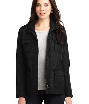 Port Authority L326 Ladies Four Pocket Jacket