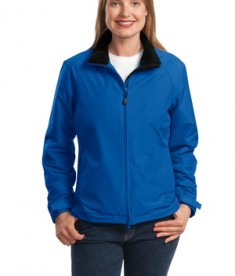 Port Authority L354 Ladies Challenger Jacket True Royal / True Black