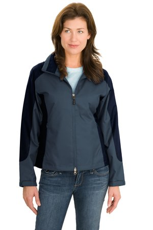 Port Authority L768 Ladies Endeavor Jacket Insignia Blue/Navy