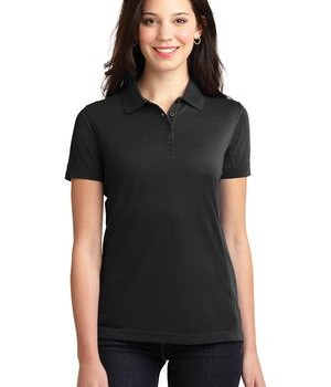 Port Authority Ladies 5-in-1 Performance Pique Polo Style L567 1