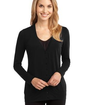 Port Authority Ladies Concept Cardigan Style L545 1