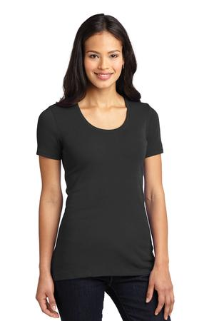 Port Authority Ladies Concept Stretch Scoop Tee Style LM1006