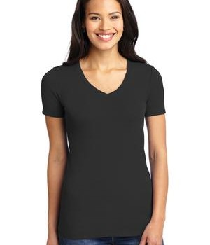 Port Authority Ladies Concept Stretch V-Neck Tee Style LM1005 1