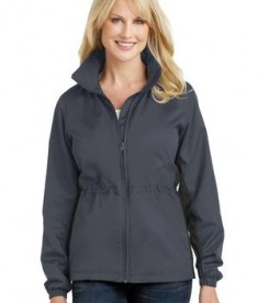 Port Authority Ladies Core Colorblock Wind Jacket Style L330