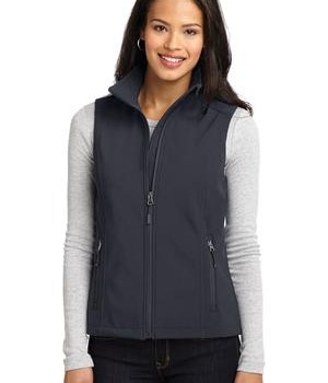 Port Authority Ladies Core Soft Shell Vest Style L325 1