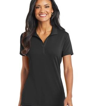 Port Authority Ladies Cotton Touch Performance Polo Style L568 1