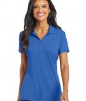 Port Authority Ladies Cotton Touch Performance Polo Style L568