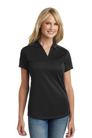 Port Authority Ladies Diamond Jacquard Polo Style L569 1