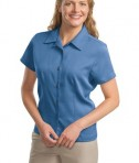 Port Authority Ladies Easy Care Camp Shirt Style L535