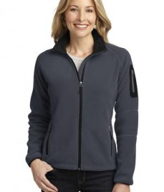 Port Authority Ladies Enhanced Value Fleece Full-Zip Jacket Style L229