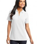 Port Authority Ladies EZCotton Pique Polo Style L800