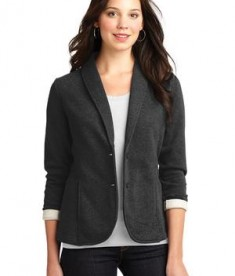Port Authority Ladies Fleece Blazer Style L298