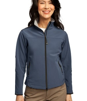 Port Authority Ladies Glacier Soft Shell Jacket Style L790 1