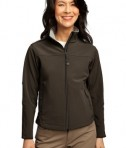 Port Authority Ladies Glacier Soft Shell Jacket Style L790
