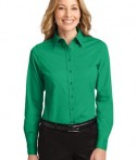 Port Authority Ladies Long Sleeve Easy Care Shirt Style L608