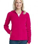 Port Authority Ladies Microfleece Hoodie Style L225