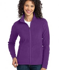 Port Authority Ladies Microfleece Jacket Style L223