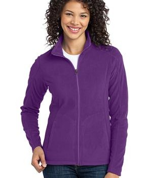 Port Authority Ladies Microfleece Jacket Style L223 1