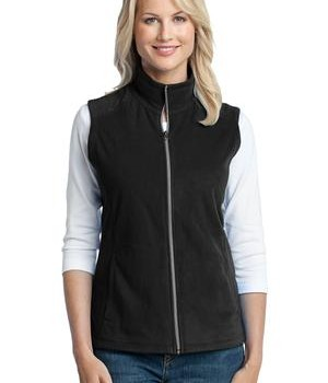 Port Authority Ladies Microfleece Vest Style L226 1