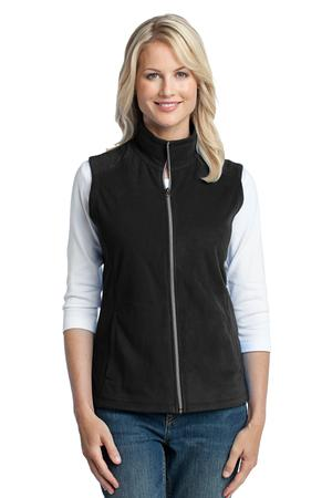 Port Authority Ladies Microfleece Vest Style L226