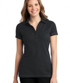 Port Authority Ladies Modern Stain-Resistant Polo Style L559