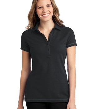 Port Authority Ladies Modern Stain-Resistant Polo Style L559 1