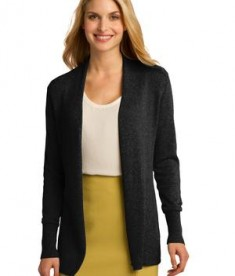 Port Authority Ladies Open Front Cardigan Style LSW289