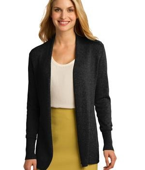 Port Authority Ladies Open Front Cardigan Style LSW289 1