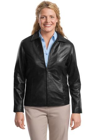 Port Authority Ladies Park Avenue Lambskin Jacket Style L785
