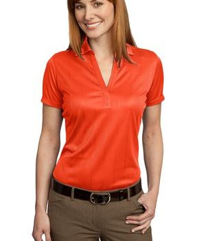 Port Authority Ladies Performance Fine Jacquard Polo Style L528 1