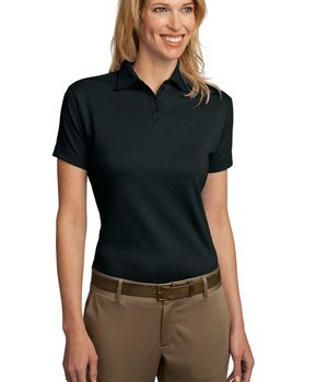 Port Authority Ladies Pima Select Polo with PimaCool Technology Style L482 1