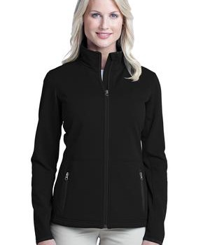 Port Authority Ladies Pique Fleece Jacket Style L222 1