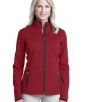 Port Authority Ladies Pique Fleece Jacket Style L222