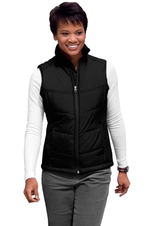 Port Authority Ladies Puffy Vest Style L709