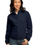 Port Authority Ladies R-Tek Fleece Full-Zip Jacket Style LP77